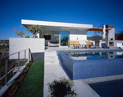Modern Above Ground Pool Design Ideas Remodels Photos
