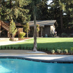 Rocky River Exterior Craftsman Pool Austin By