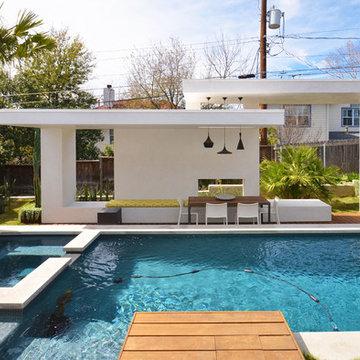 Winflo Cabana and Pool