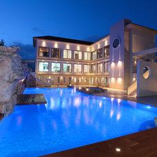 Modern Pool by Elytronic