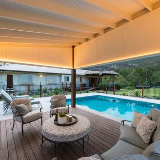 Cottage pool photo in Gold Coast - Tweed