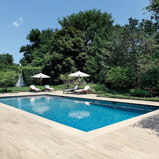 Wood Look Tile Pool Ideas Photos Houzz