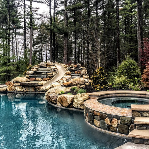 rustic pool design ideas remodels photos
