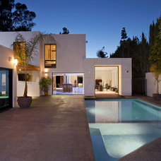 Modern Pool by Launch Systems Group