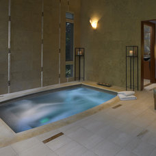 Asian Pool by Woodmeister Master Builders