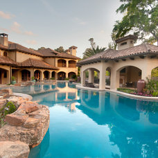Mediterranean Pool by Pebble Tec Superior Quality Pool Finishes