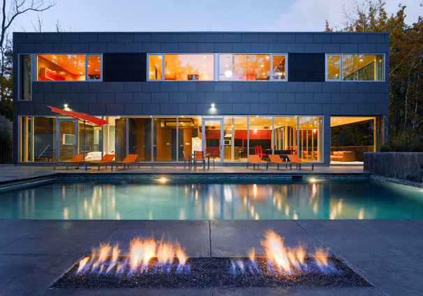 Industrial Pool by Jose Garcia Design