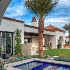 Mediterranean Pool by Gordon Stein Design