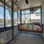 Lakeside Family Cottage Beach Style Porch Dc Metro