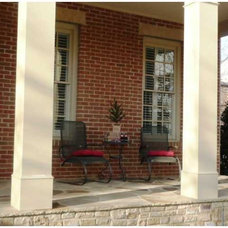Traditional Porch by Accent Home Staging, LLC (Atlanta, GA)