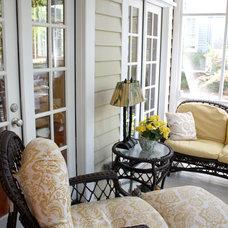 "Traditional Porch 134 Broad Street ""John Klinck House"""