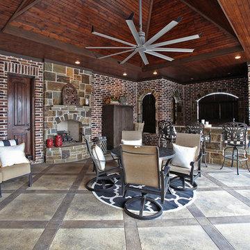 1510 Chelsea Bay - Granbury, TX - Couto Custom Home