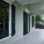 Dunham Lake House Traditional Porch Detroit By