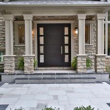Contemporary Porch by Wintrup Developments