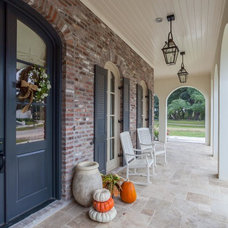Traditional Porch by Brandon Craft Developments, LLC