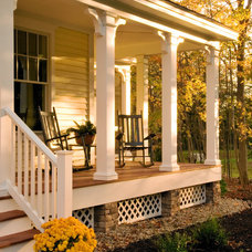 traditional porch by Witt Construction