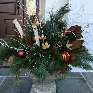 2015 Winter Holiday Decor
