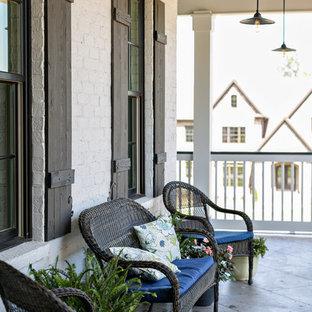 Front Porch Railing Houzz