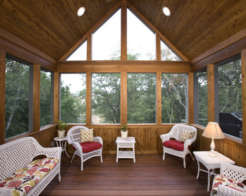 4 Season Sunroom Remodel