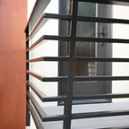 Stainless Steel Cable Railing Systems Modern Porch