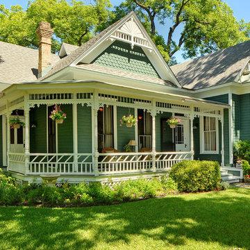 4300 Avenue D  -  Clark-Emmert Historic Home