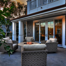 Traditional Porch by Spinnaker Development