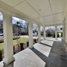 Traditional Porch by Rembrandt Builders.com