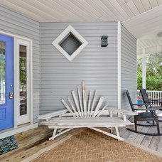 Beach Style Porch by Emerald Coast Real Estate Photography
