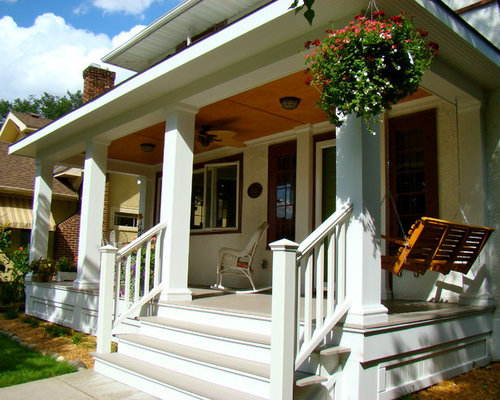 Front Porch Step Photos Houzz