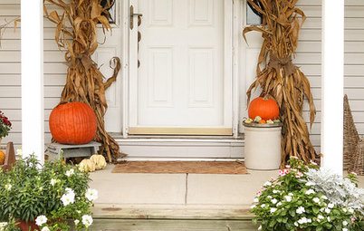 It's Not Too Late to Decorate: Minimalist Fall Decor
