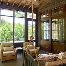 Eclectic Porch by The Berry Group
