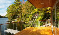 A Small Lake House