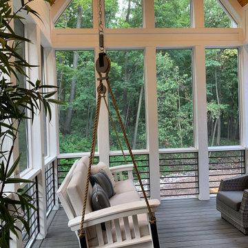 A Storybook Cottage in Lake Geneva