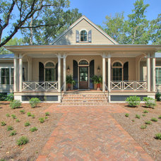 Traditional Exterior by J.Banks Design Group