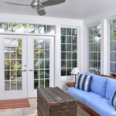 Contemporary Porch by Artistic Renovations of Ohio LLC