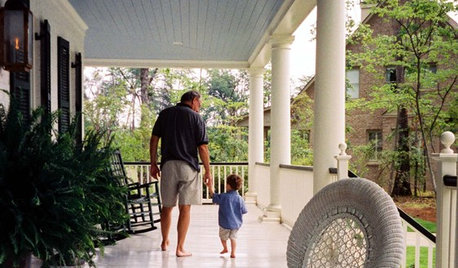 Porch Life: Banish the Bugs