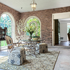 Traditional Porch by Furnitureland South