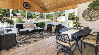 Add Living Space with a Covered Porch