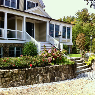 Addition and Renovation in Wellesley, MA