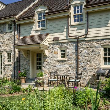 Addition & Renovation to John Bartram Reproduction | Malvern, PA