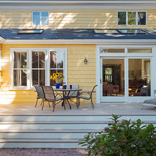 Traditional Porch by Morse Constructions Inc.