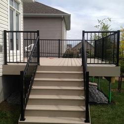 Ottawa Porch Railing Porch Design Ideas Pictures Remodel And Decor