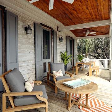 Amy Trowman Design - Beach Houses