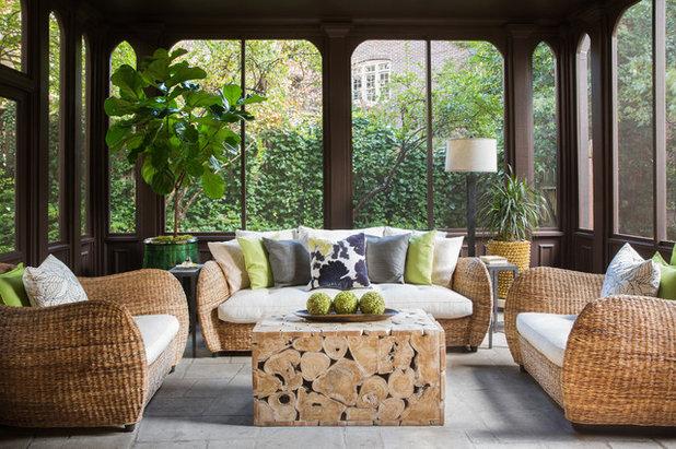 Exotique Porche by Darden Design Group