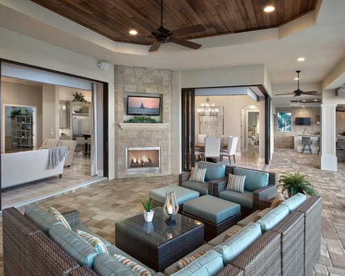 Florida lanai design ideas remodel pictures houzz
