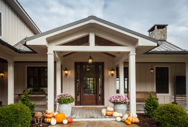 Farmhouse Porch by 4 Forty Four