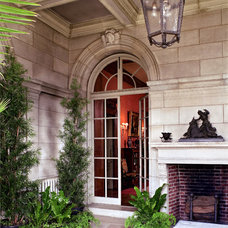 Traditional Porch by Eberlein Design Consultants