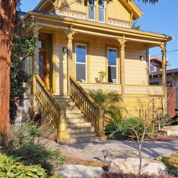 Artist's Victorian - Alameda, CA
