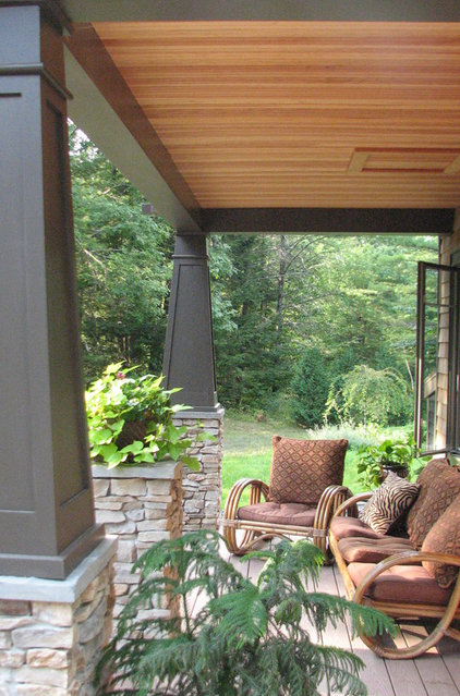 Traditional Porch by Renoir Renovations