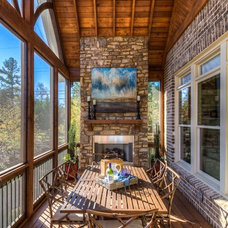 Traditional Porch by Ashton Woods